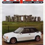 Peugeot GTI owners club2