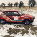Peugeot on Snow