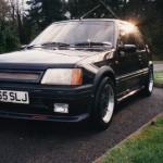 Peugeot tuned