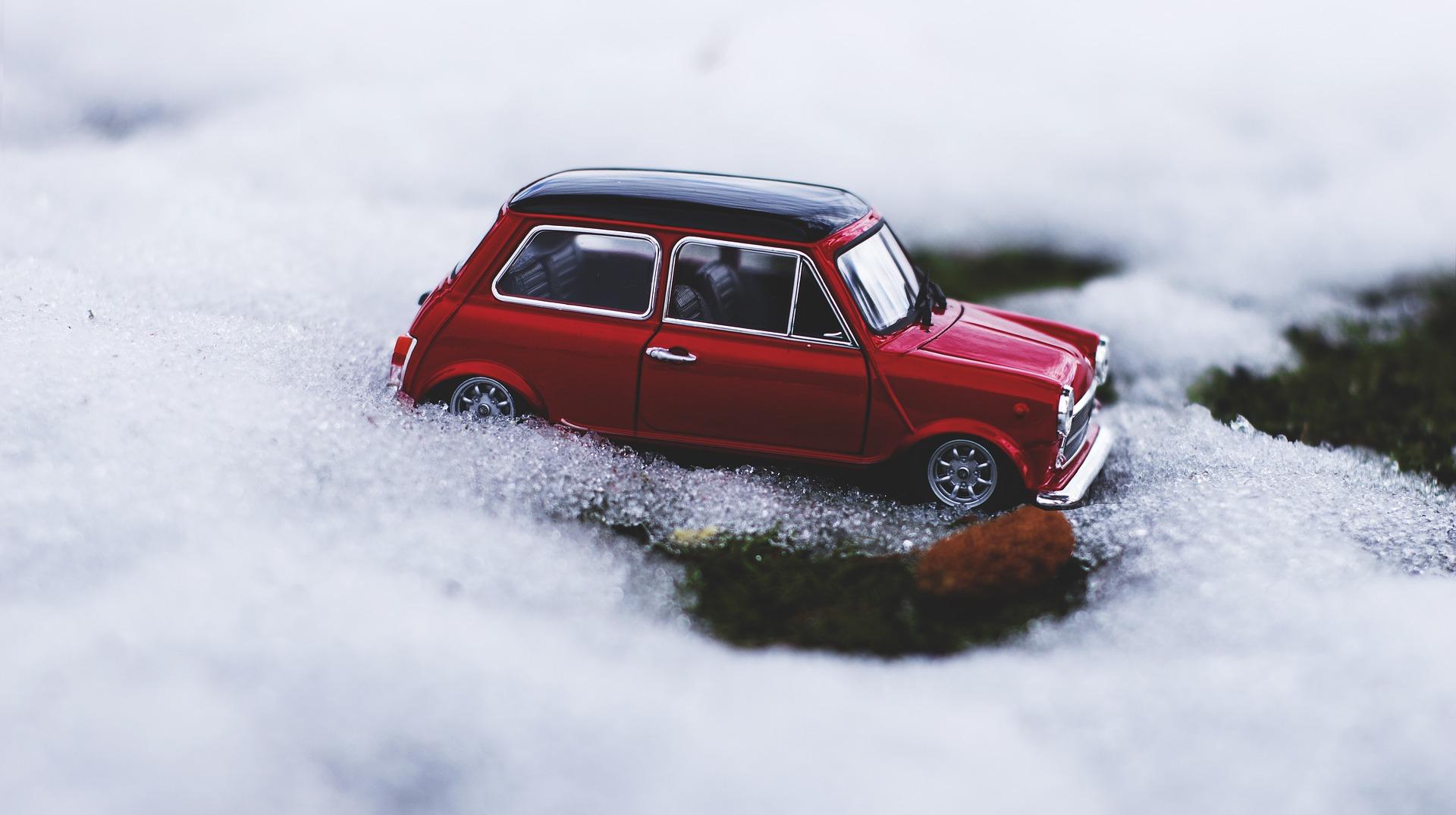 Winter tyres to reduce car repairs Salisbury